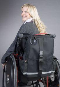 Rollstuhl - Multitasche - Rollstuhltasche