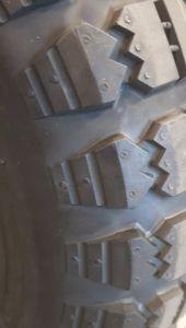 5.30 4.50-6  Mantel für z.B. Optimus 2 Meyra grau oder schwarz