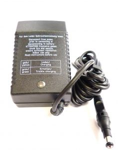 Ladegerät  für Scalamobil Treppensteiger Alber 0,5 A 24 V passend