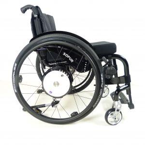 TWION M24  Alber Antrieb mit Rollstuhl