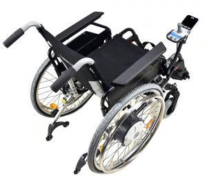 E-FIX 35 Alber mit Rollstuhl E35 E - Fix