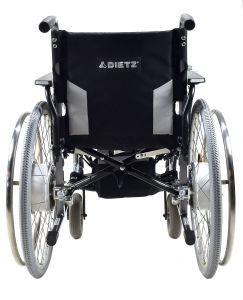 Miete E-FIX Alber mit Rollstuhl Monatsmiete