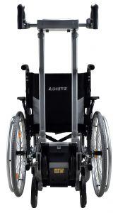 Scalamobil S35 Treppensteiger  Alber mit Rollstuhl Demomodell
