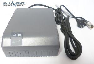 Ladegerät 24 V 8 A Impuls 2  für Elektro Rollstuhl / Mobil