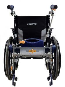V-MAX Firma AAT mit Rollstuhl gebraucht