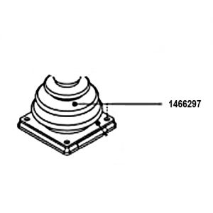 1466297 Faltenbalg für Joystick Adventure A10