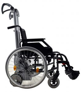 Scalamobil S35 Treppensteiger  Alber mit Rollstuhl S 35