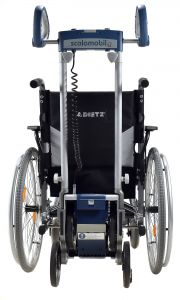 Scalamobil Alber S30 mit Rollstuhl S 30