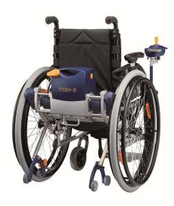 MAX-E  Alber AAT mit Rollstuhl